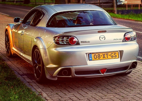Should I buy a Mazda RX8? - Quora