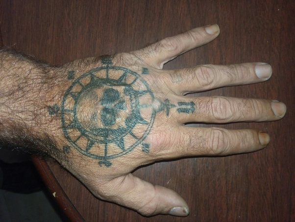 How Much On A Scale Of 1 To 10 Does A Hand Tattoo Hurt Quora