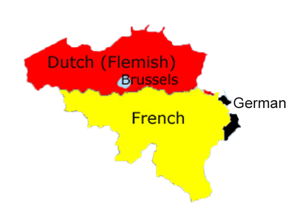 What are the common main languages in Belgium Quora