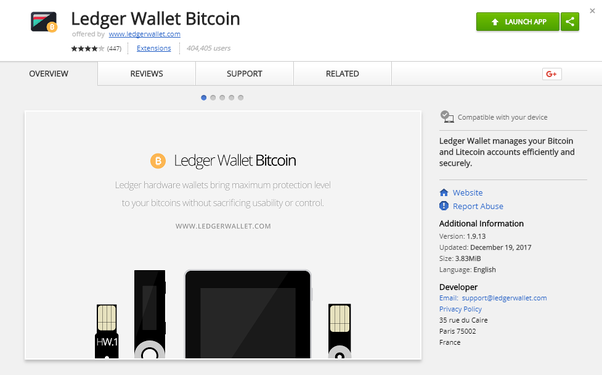How to store Ether, Bitcoin, and Litecoin on the Ledger Nano S hard