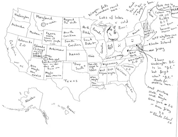 Are American states well known in other countries Quora
