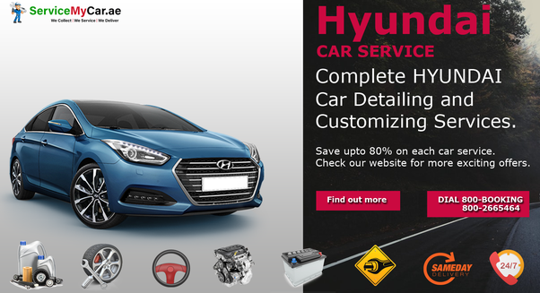 Which Is The Best Service Center For A Hyundai Car In Dubai Uae Quora