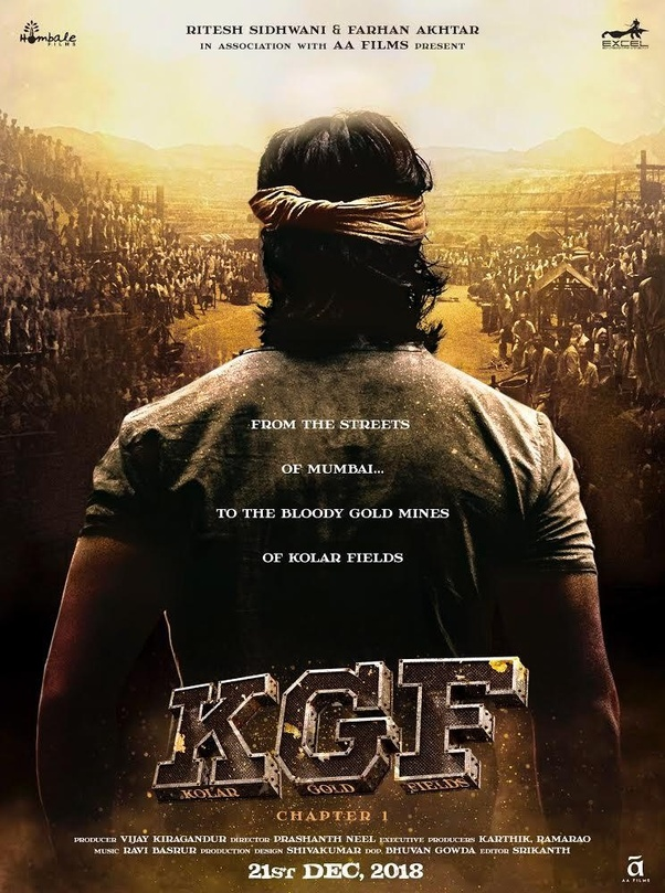 What Is Your Review Of Kgf Kannada Movie Quora