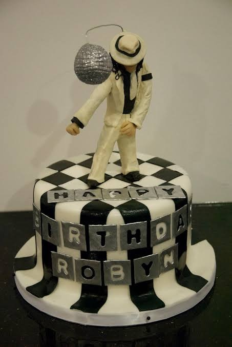 Wondrous What Are Some Ideas For Michael Jackson Themed Cakes Quora Funny Birthday Cards Online Hetedamsfinfo