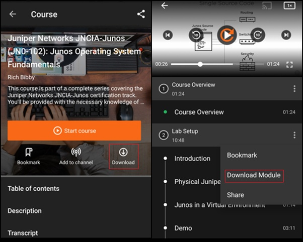 Tutorials: How can I download PluralSight training videos