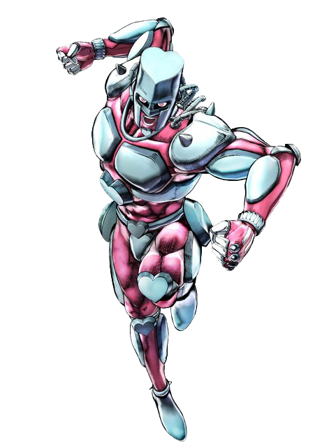 "If you could have a stand like from ""Jojo's Bizarre Adventure"", what"