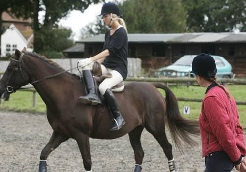 But So Can Various Physical Exercises Including Horseback Riding Which Is Why Women Are Supposed To Ride Sidesaddle Instead Of In A Regular Way As They