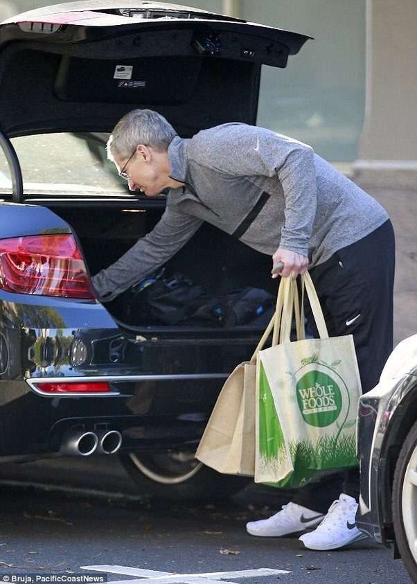 What Car Does Tim Cook Drive Quora