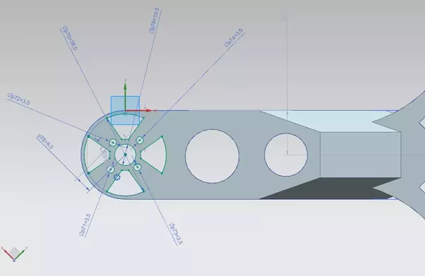 Designing A 3D Printable Quadcopter Frame - 3D Printing Adventures ...
