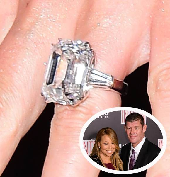 What Size Diamond Engagement Ring Is Too Large And