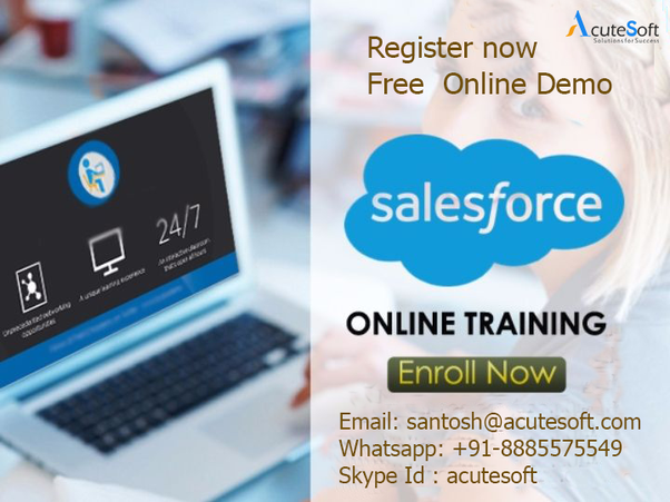 Who is interested in Salesforce online training? - Quora