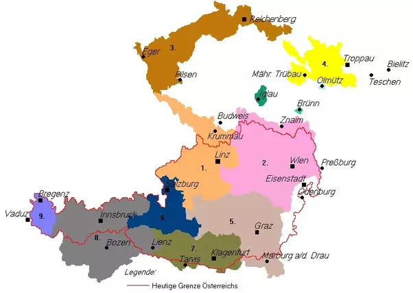 What majority german territories were given to countries other than everything outside of the red line are majority german speaking territories that were given to other countries notable areas are south tirol and publicscrutiny Image collections