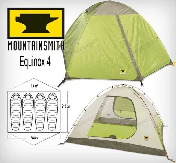 Which is the best waterproof and easy to assemble four-person tent