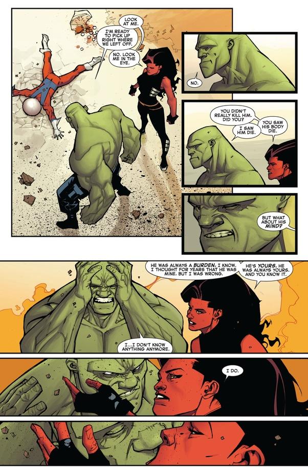 Pre 52 Wonder Woman vs Namor/Ultimate Hulk/She -Hulk/ Red