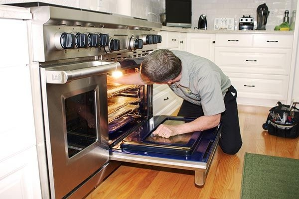 All About Repair oven and Cleanup