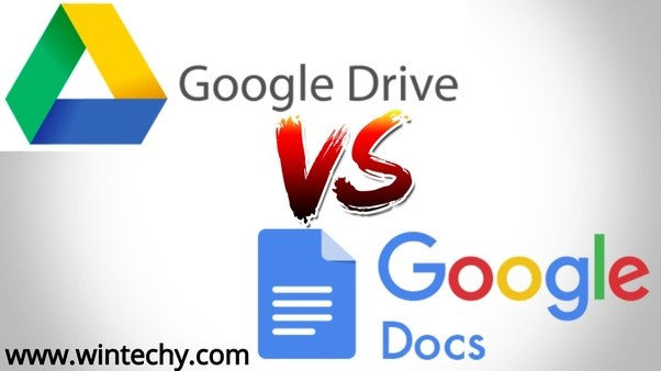 What Is The Difference Between Google Docs And Google Drive Quora