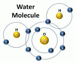 If hydrogen and oxygen are gases, then how is H2O liquid ... H2o Water Structure