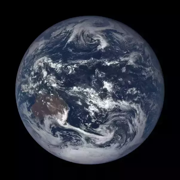 Why Is There No Real Picture Of Earth From Space That