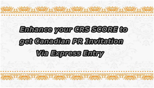 How to increase my points for a Canadian express entry PR without