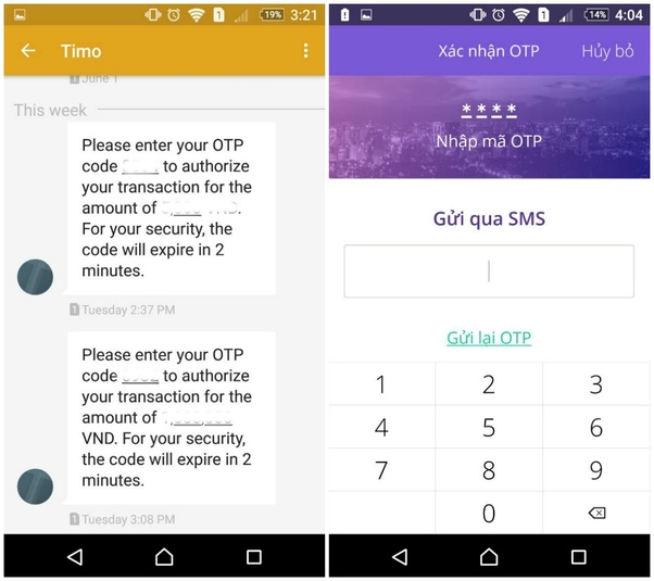 What are the benefits of OTP SMS? - Quora