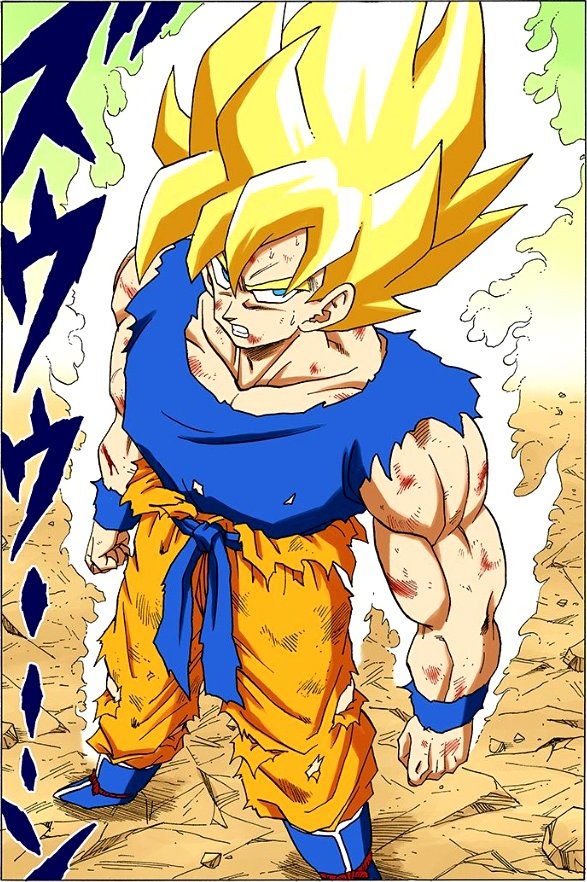 Out of all the Dragon Ball Super Saiyan transformations, which is the most  popular out of Canon and non-Canon? - Quora
