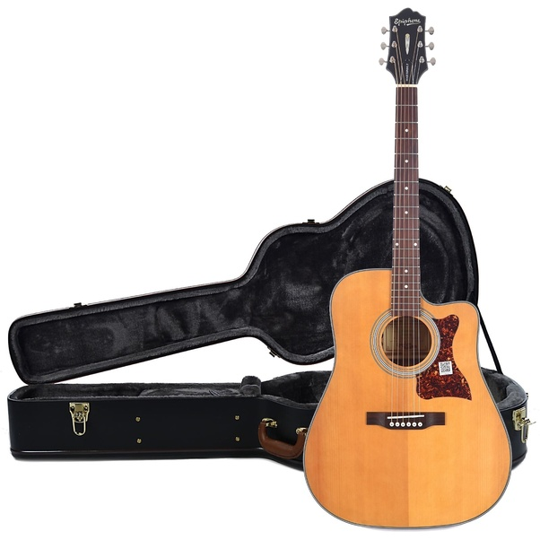 Are Epiphone Acoustic Guitars A Decent Middle Of The Road Brand Quora