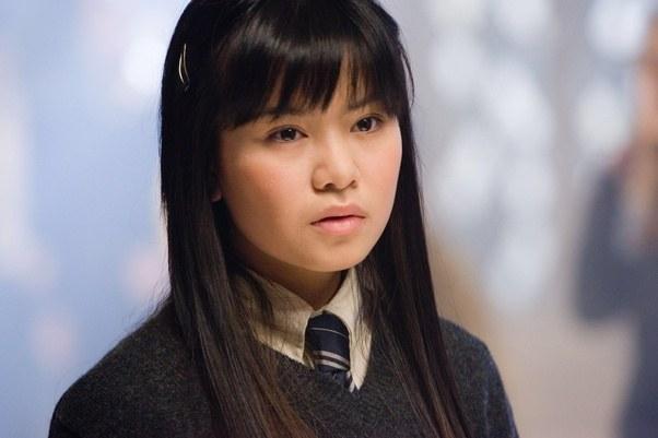 Asian Girl In Harry Potter