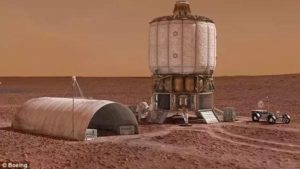 mars landing plan - photo #9