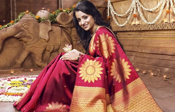 bf1cfe0c0f pothys.com is always the best place to buy original Kanchipuram silk sarees.