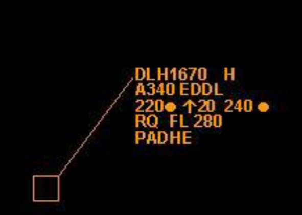 Are Airplanes whose transponders are turned off or do not