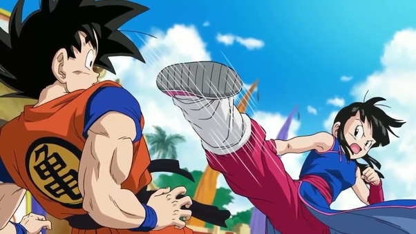 Chi Chi Made It Into The Finals Or Semi Finals In The Dragon Ball Tournament Before Being Defeated By Goku