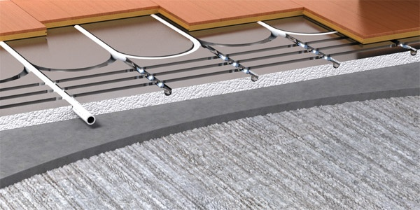 How Much Does It Cost To Install Underfloor Heating Quora - Cost of installing underfloor heating