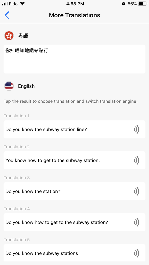 Why doesn't Google Translate allow results in Cantonese? - Quora