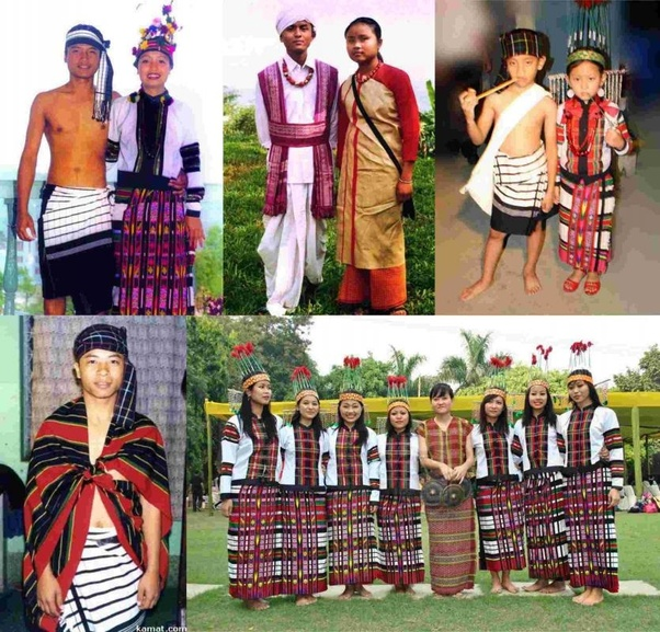 2e5b2d7c23 Like the attires of the other north eastern states of India, Mizoram's  traditional dresses too are gorgeous and distinct in their pattern and  design.