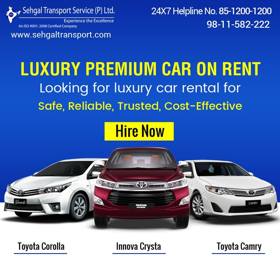 Who Provides The Best Luxury Wedding Car Rental Service In Delhi
