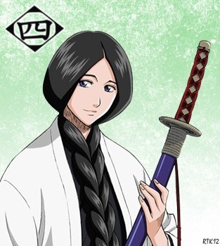 Bleach Captain Names Who is Unohana ...