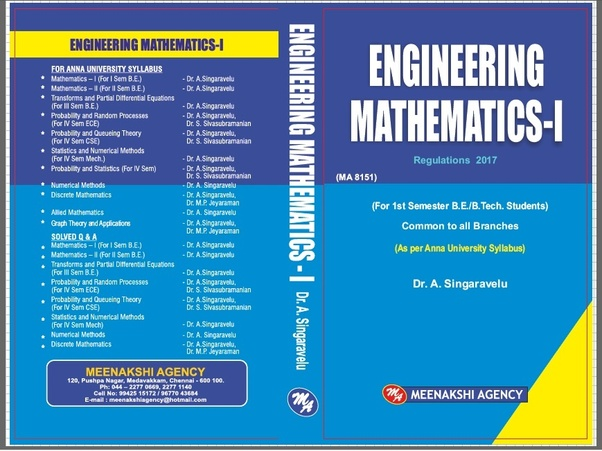 Which book is best for the engineering mathematics 2 quora 109 views malvernweather Image collections