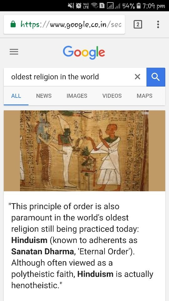Which Is Oldest Religion Islam Christianity Or Hinduism Quora - Oldest religion