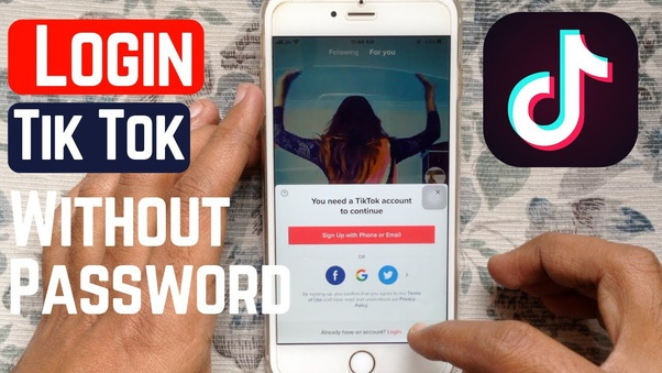 How To Recover My Tiktok Account When I Only Know The Username Not The Password Email Or Phone Number Quora