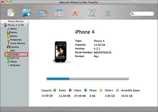 what is the best way to transfer or move my iphone sync process or