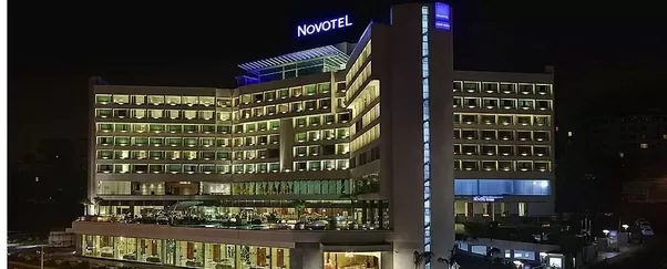 The Gateway Situated Just Across Street To Novotel This Hotel Combines Elegance Of Taj Group Lavish Luxuries A Tropical Paradise
