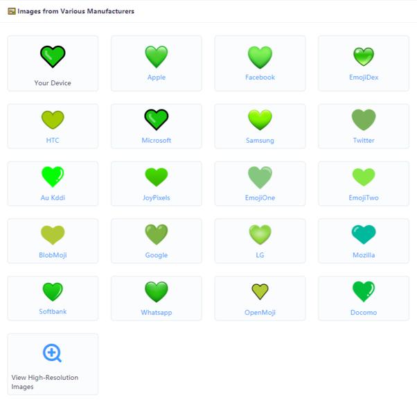 Guy a a when heart emoji sends 12 Emojis
