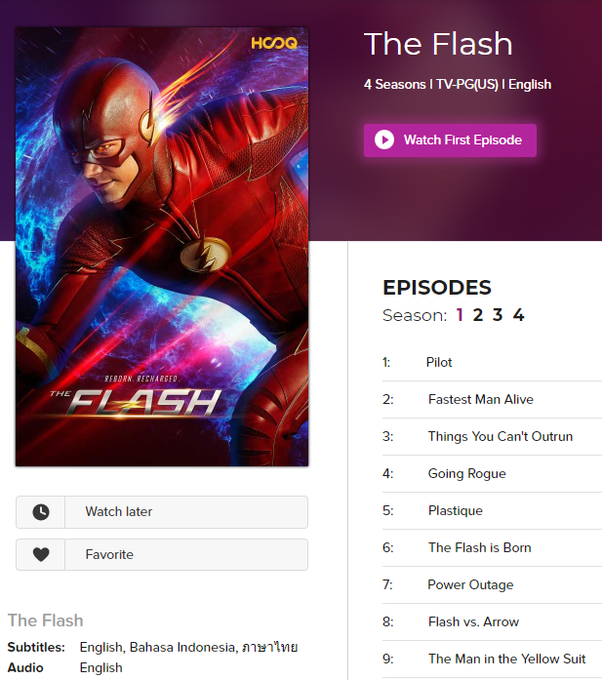 Where do I get all seasons of The Flash to download? - Quora