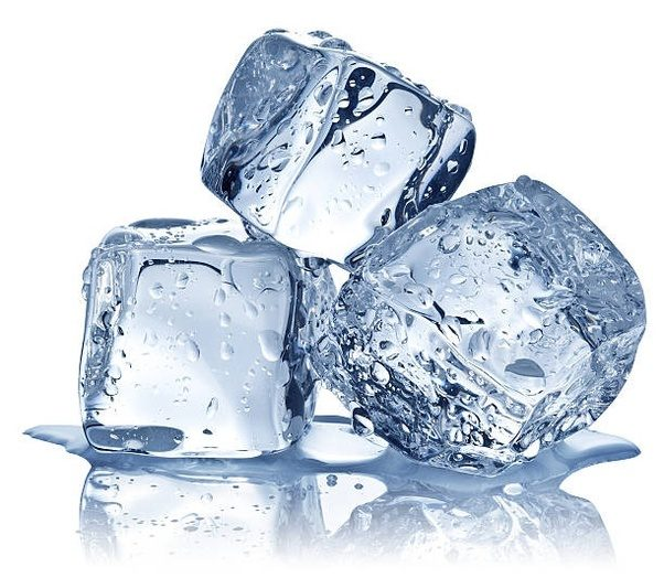 What Happens To Water Molecules When They Freeze And Become Solid