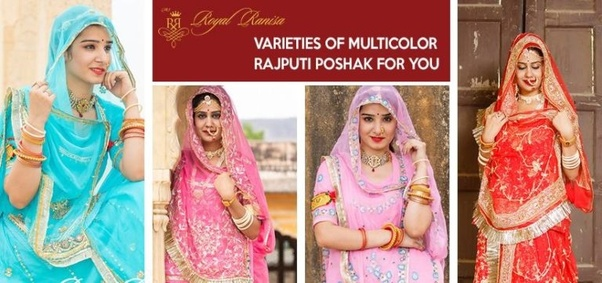 Where Do I Buy A Rajasthani Rajputi Dress In Jaipur Quora