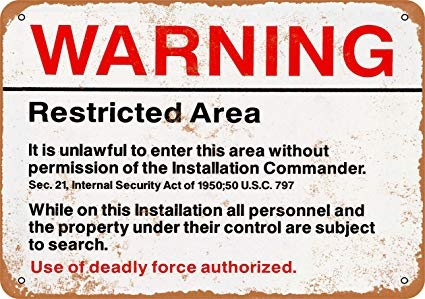 No trespassing laws in pa about dating