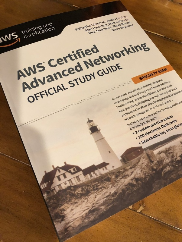 How Should One Prepare For Aws Certified Advanced Networking