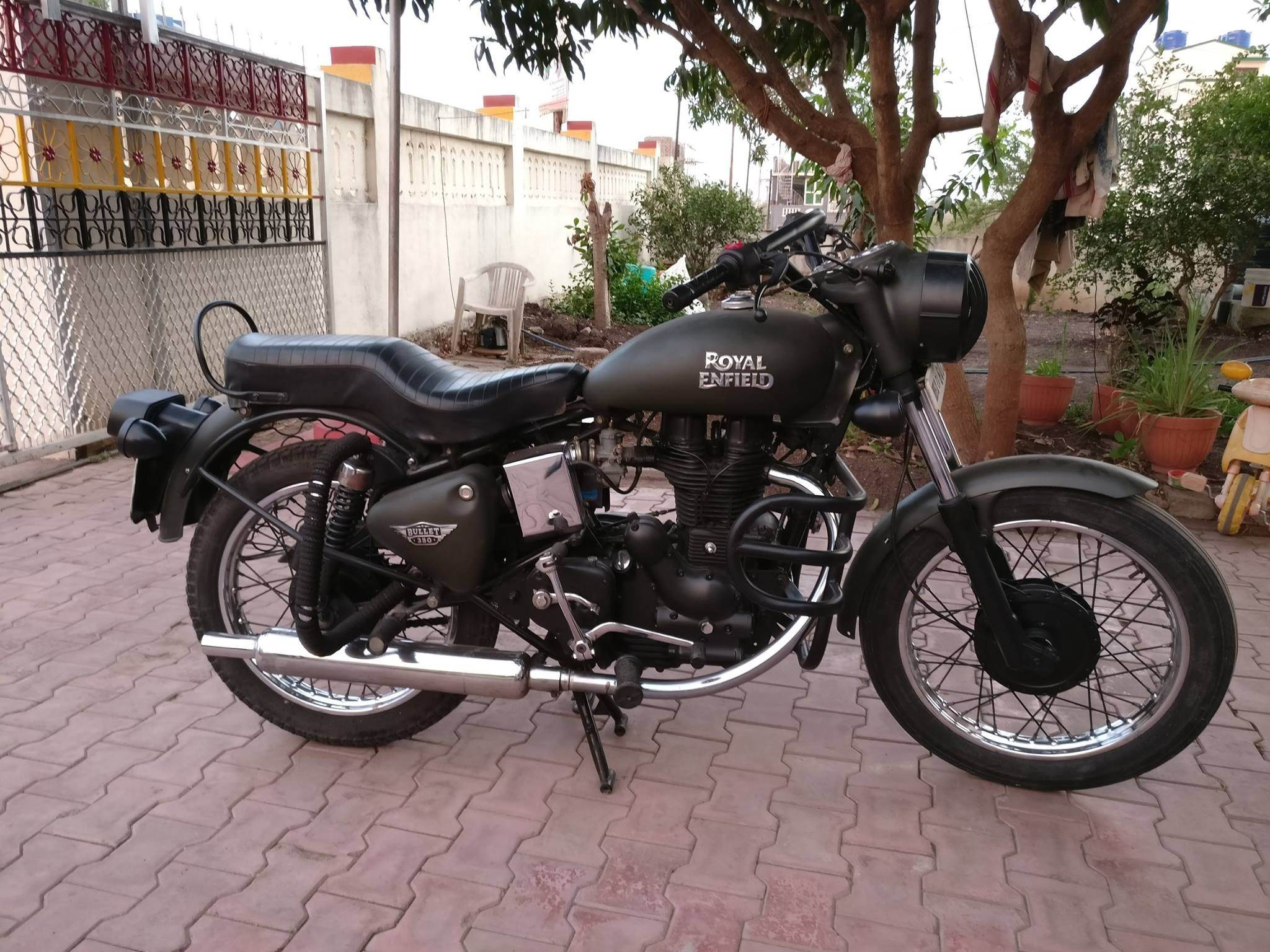 Modified Royal Enfield Electra 350 Images | hobbiesxstyle