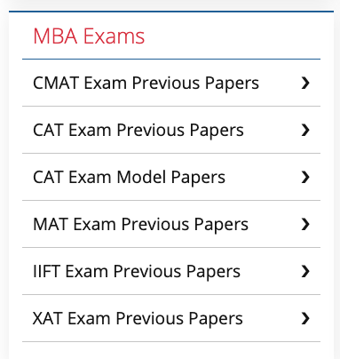Where do we get previous years question papers with