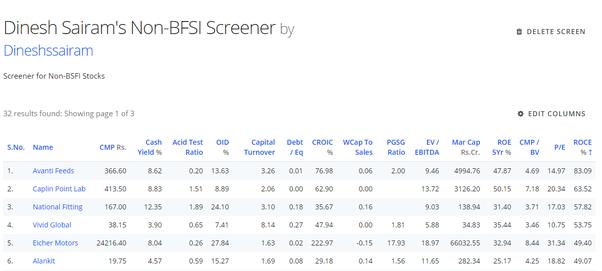 What is your favorite stock screener? - Quora